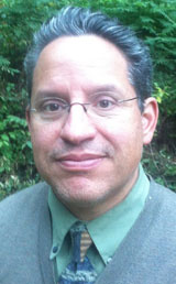 Mark Loevy-Reyes, KSC's new pre-law advisor