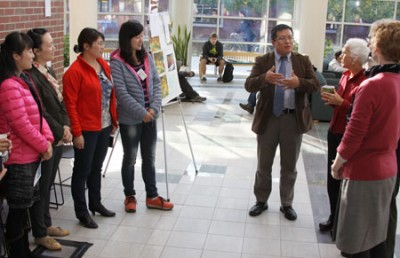 Educators from China visit Keene State