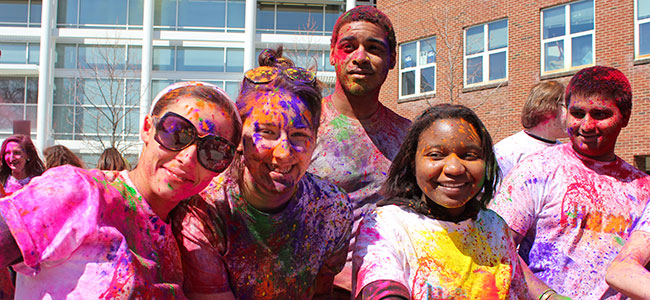 Holi Festival of Color 2014