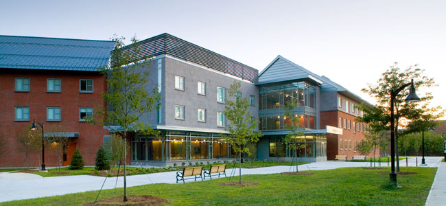 keene state college project - 650×300