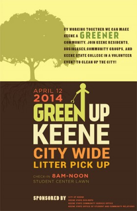 Keene Green Up