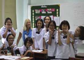 Teaching Adventures in Thailand