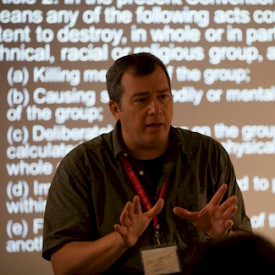 Prof. Waller to Lead Two Workshops in NYC