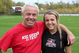 Silegy Soccer Legacy Continues at Keene State