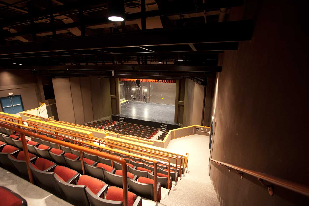 Main theatre keene state college for Right house