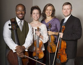 Apple Hill String Quartet Bringing Three-day Residency to KSC