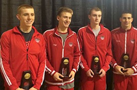 KSC Swimming Competes At NCAA Championships