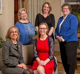 Keene State College Celebrates Four Outstanding Women of New Hampshire
