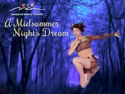 A Midsummer Night's Dream staged June 6 & 7