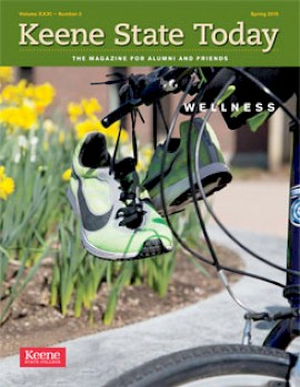 Spring Keene State Today—In Your Mailbox and Online!
