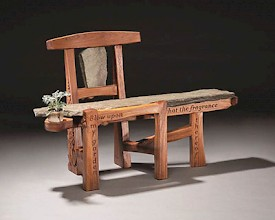 Thorne-Sagendorph Art Gallery to Feature Artisan-Made Furniture
