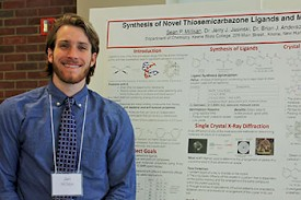 New Undergraduate Alum Pursues Chemistry PhD on Fellowship