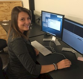 Samantha Provencher Lands Internship at Florentine Films