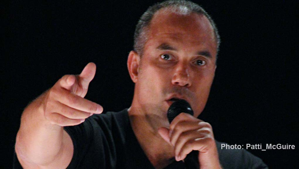 Roger Guenveur Smith plays Rodney King, the victim of police brutality.