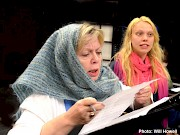 The Premiere Series are staged readings of plays written by KSC students.