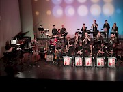 Big band, swing and jazz favorites are on the concert program.