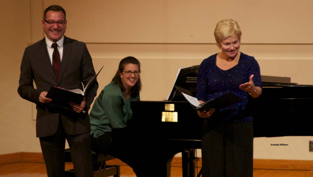 Different KSC Music Faculty and guest artists perform in recitals throughout the academic year.