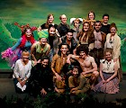 The second is the cast and crew photo from The Jungle Book, one of the Second Company (Intern Company) shows.  The photo was taken by Eric Rothhaus, KSC Alumni '88 and Assistant Box Office Manager at the Peterborough Players.