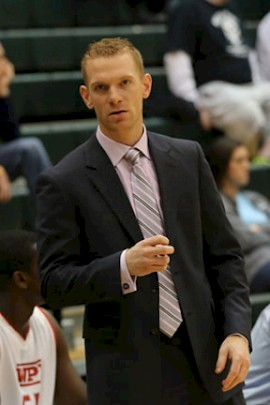 Keene State Announces Ryan Cain as Interim Men's Basketball Coach