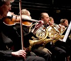 Members of New Hampshire's oldest professional orchestra, Symphony NH will perform during the Season Kick Off Party.