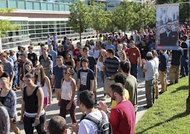 Keene State Welcomes New Students