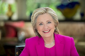 Candidates on Campus: Hillary Clinton on Oct. 16