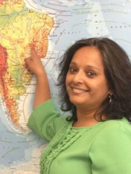 Professor Akkoor's Study in Brazil Enhances Intercultural Communication