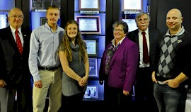 Three Journalism Majors Win Mark of Excellence Award