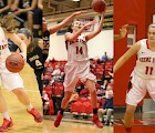 Tyngsborough Trio Team Back Up at Keene State