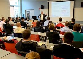 Keene State Safety Group Hosts Conference to Provide Networking and Education