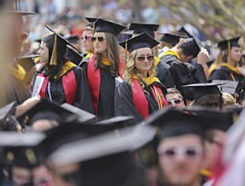 Study Shows Keene State Students Highly Likely to Graduate