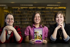 Students Collaborate on Children's Book