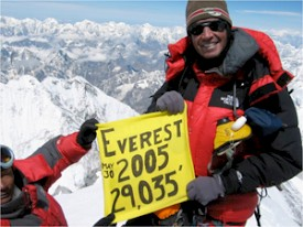 Inspired – Dean Cardinale '92's Life as an Adventurer and Humanitarian