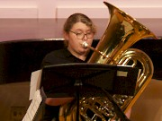 Tuba players are invited to perform in concert.