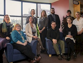 Academic and Career Advising Link Students and Faculty Advisors