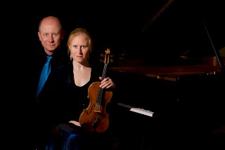 Steinberg Duo performs the second in series of concerts.