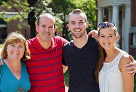 Parent Family Weekend, Sept. 30–Oct. 1