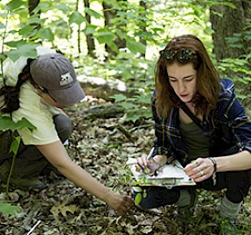 Harris Center Honors Keene State's Environmental Studies Program