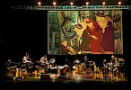 'Triplets of Belleville' Screened With  Live Orchestra Playing Film Score on Stage
