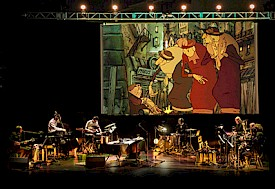 'Triplets of Belleville' Screened With Live Orchestra Playing Film Score