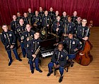 The internationally acclaimed Jazz Ambassadors of the U.S. Army Field Band based in Washington, D.C., will continue its long tradition of presenting free public concerts when it performs Friday, November 4, at 7:30 p.m. in the Main Theatre of the Redfern Arts Center