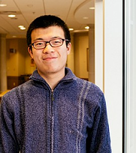 Keene State Welcomes International Student from China