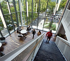 American Institute of Architects Recognizes Keene State Living Learning Commons