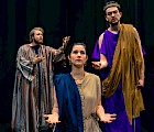 Antigone will be staged March 1st and 2nd at 7:30 p.m. and Sunday, March 5, at 2 p.m. at Keene State College