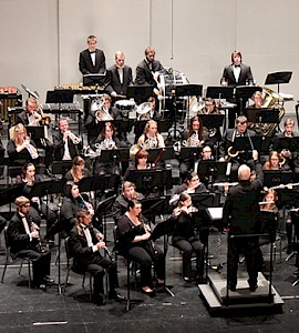 "KSC's Concert Band Incorporates Dance & Film in ""Locally Grown! Totally Keene!"""