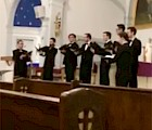 The KSC Chamber Singers – men