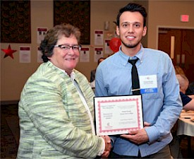 Student, Faculty, and Local Organization Recognized for Strengthening Community