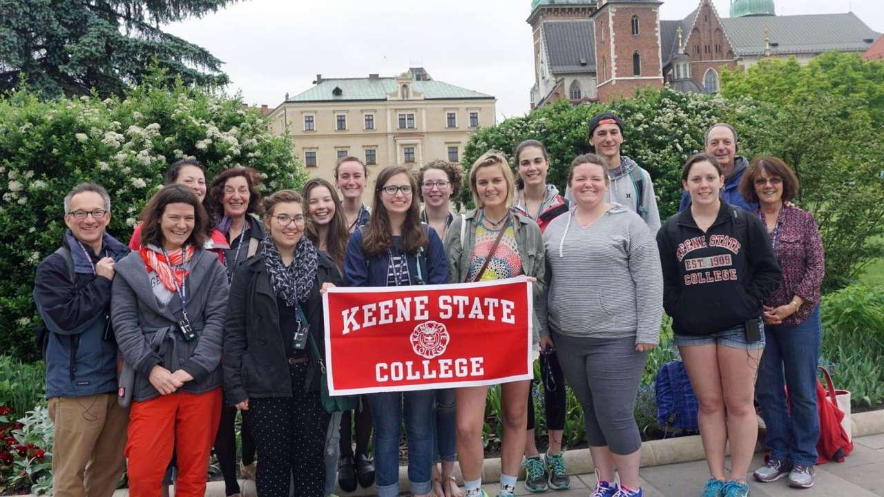 Keene state college admission essay help
