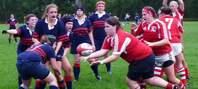 Womens' Rugby