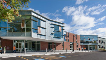 The New TDS Center at Keene State College